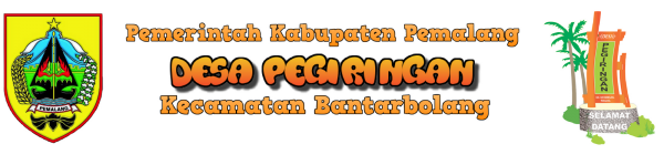 WEBSITE DESA PEGIRINGAN